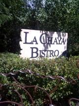 La Chaya Bistro