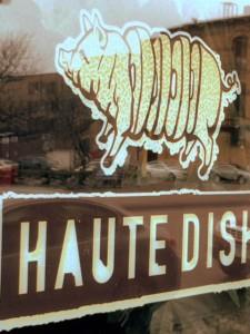 Haute Dish - PIG